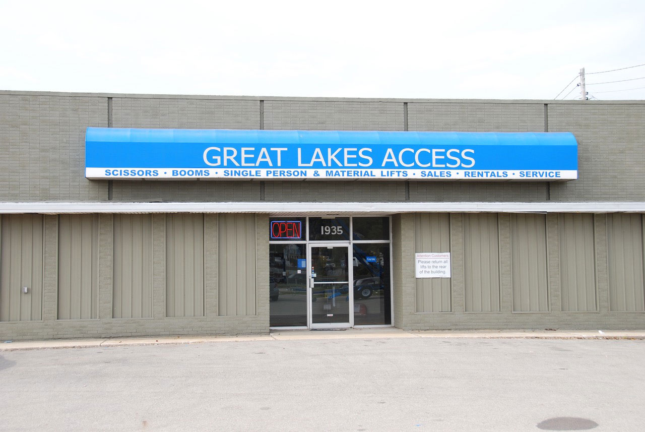 Great Lakes Access storefront
